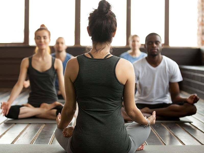 Yoga1, Fierce Dragon Martial Arts Academy Whitestone NY