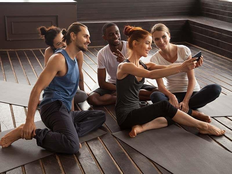Yoga2, Fierce Dragon Martial Arts Academy Whitestone NY