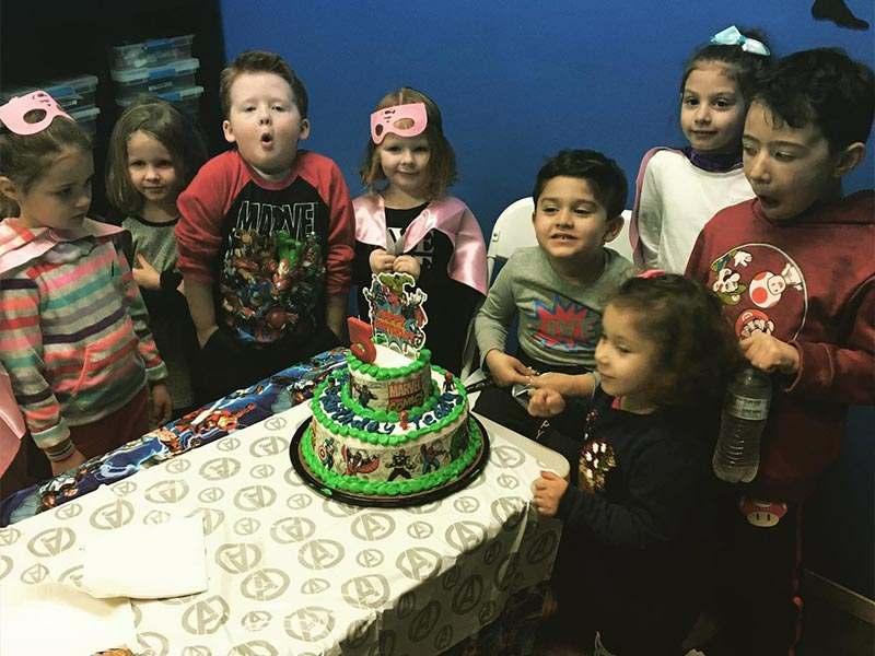 birthday parties in whitestone