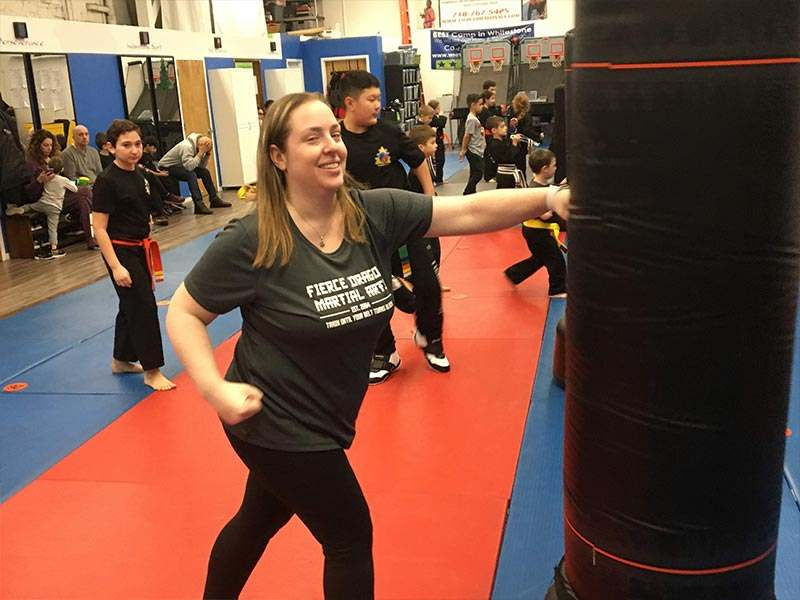 family martial arts in whitestone