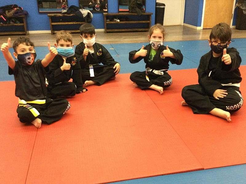 kids martial arts in whitestone