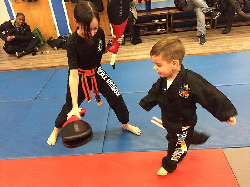 preschool martial arts classes in whitestone