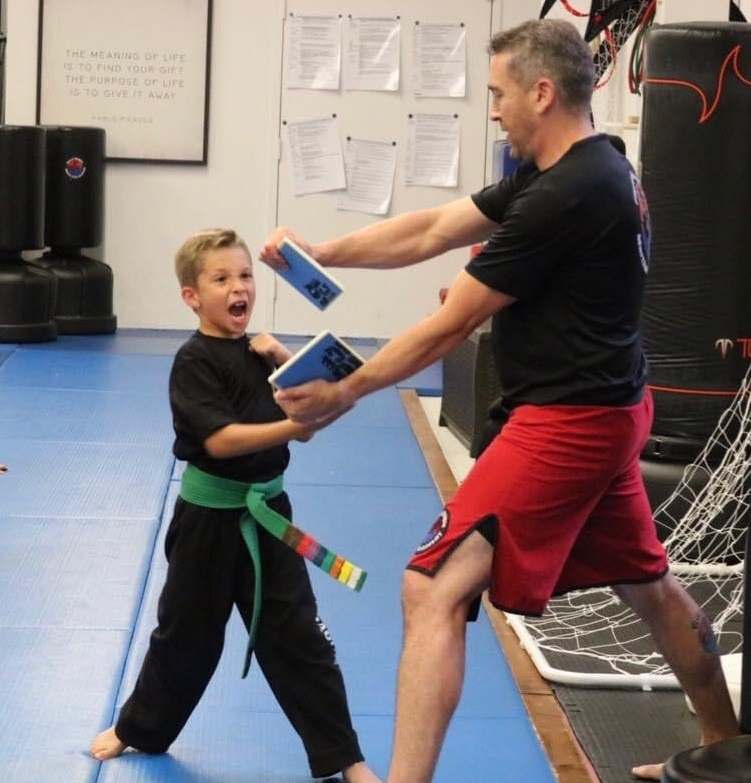 Kids, Fierce Dragon Martial Arts Academy Whitestone NY