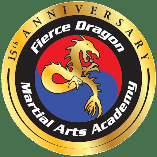 Logo, Fierce Dragon Martial Arts Academy Whitestone NY